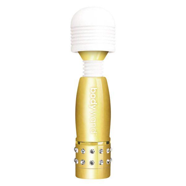 Μίνι Ραβδί για Μασάζ Χρυσό Bodywand E23873