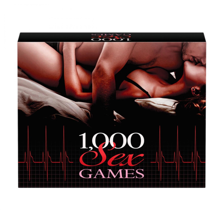 1000 Παιχνίδια για Σεξ Kheper Games BG.R10