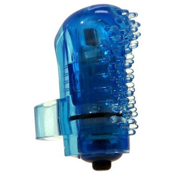Δαχτυλίδι Δόνησης The FingO Tingly Μπλε The Screaming O FNG-T101