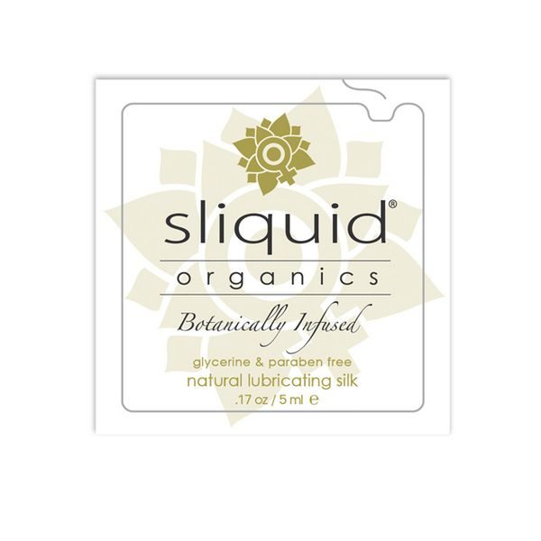Λιπαντικό Silk Organics Pillow 5 ml Sliquid 746