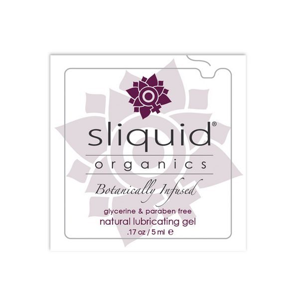 Τζελ Natural Organics Pillow 5 ml Sliquid 753