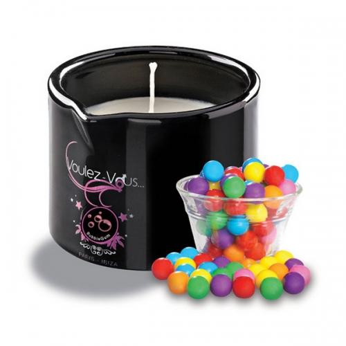 Κερί για Μασάζ Bubblegum Voulez-Vous... 03425 (180 ml)