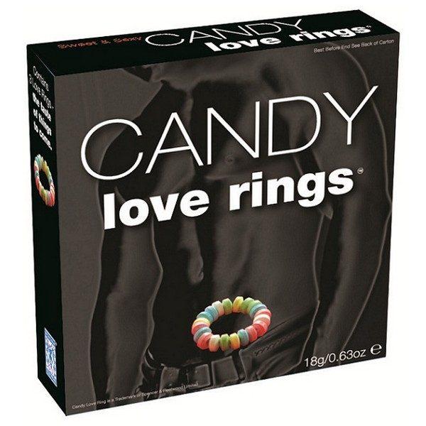 Δαχτυλίδια Ζαχαρωτά Candy Love Spencer & Fleetwood 8503