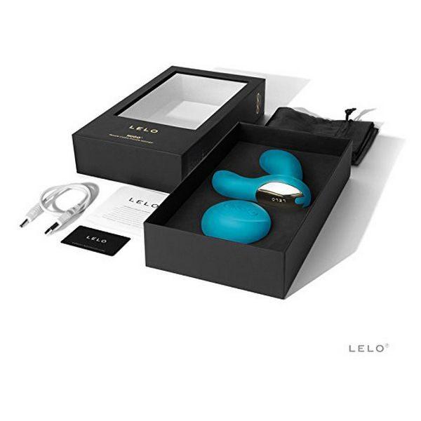 Συσκευή για Μασάζ του Προστάτη Hugo Ocean Μπλε Lelo 2449
