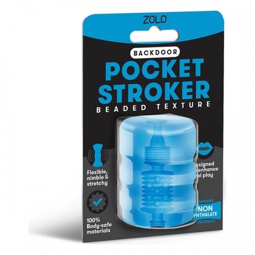 Αυνανιστήρι Backdoor Pocket Stroker Zolo
