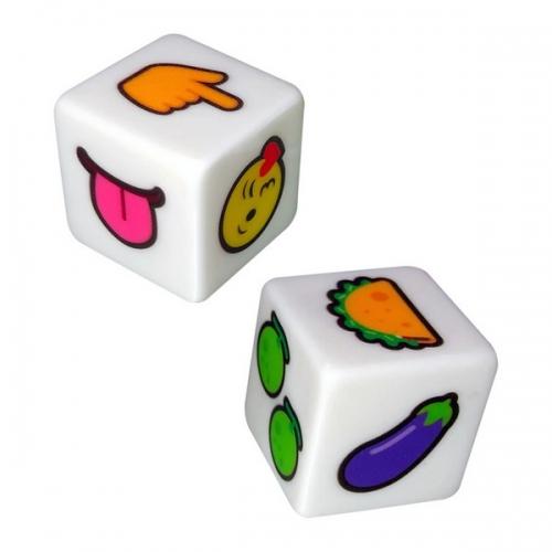 Ζάρια Dtf Emoji Kheper Games