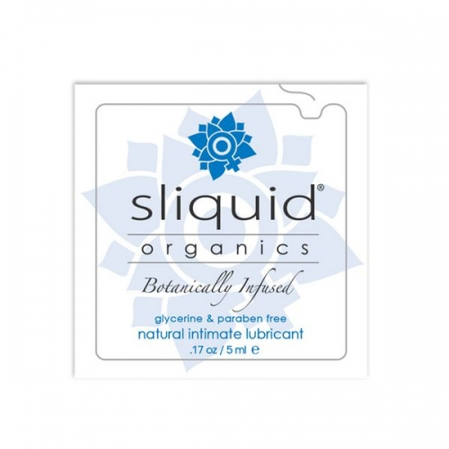 Τζελ Natural Organics Pillow 5 ml Sliquid 722