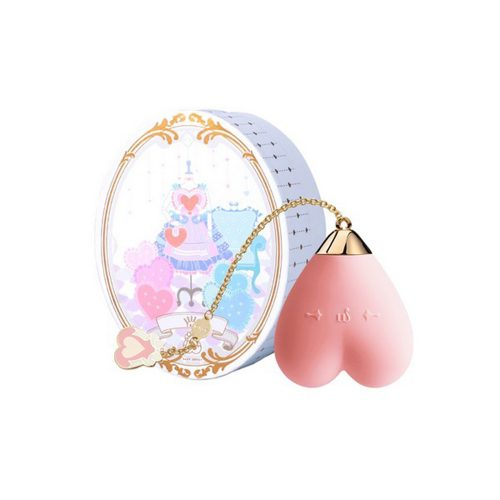 Διεγέρτης κλειτορίδας Baby Heart Personal Zalo - Ροζ