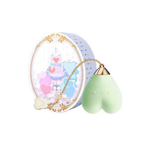 Διεγέρτης κλειτορίδας Baby Heart Personal Zalo - Πράσινο