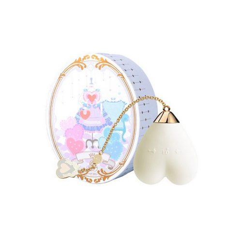 Διεγέρτης κλειτορίδας Baby Heart Personal Zalo - Λευκό