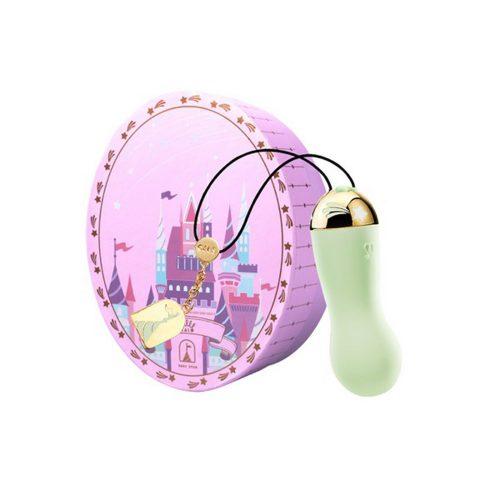 Δονητής Baby Star Bullet Zalo - Πράσινο